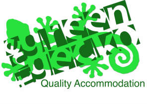 The Green Gecko - Ashburton Accommodation.